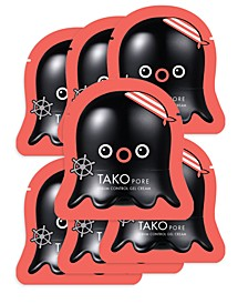 Receive a Free 7 Day Supply of Tako Pore Sebum Control Gel Cream with any $12 purchase