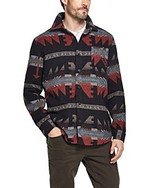 Men's Aztec Shirt Jacket