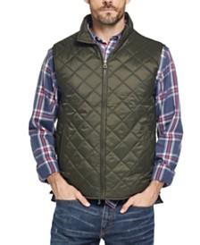 Weatherproof Vintage Men's Diamond Quilted Vest
