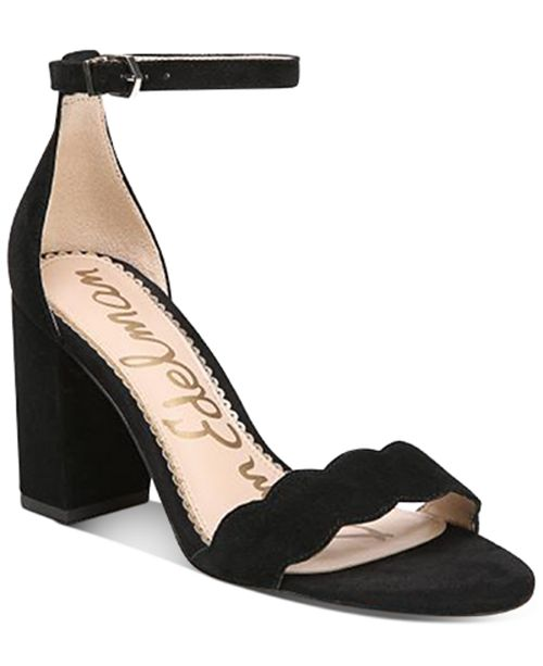 Sam Edelman Odila Ankle-Strap Dress Sandals