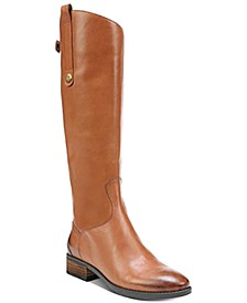 Penny Leather Riding Boots