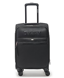 "DKNY Trademark 21"" Softside Spinner"