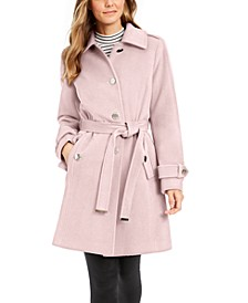 Belted Walker Coat, Created for Macy's