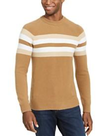 Michael Kors Men's Striped Sweater