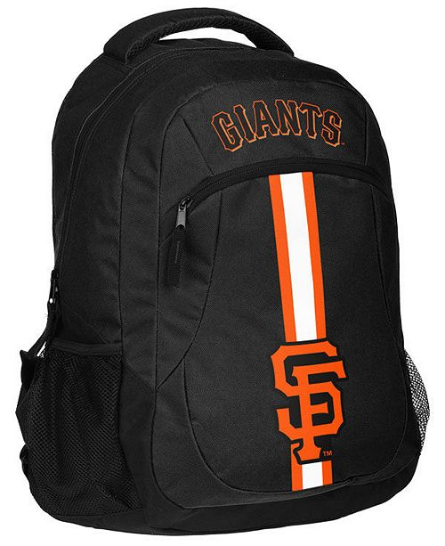 Forever Collectibles San Francisco Giants Action Backpack