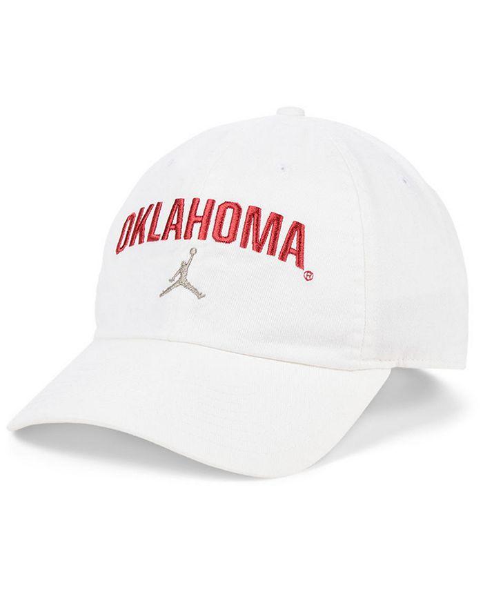 Jordan - Heritage 86 Wordmark Swoosh Strapback Cap