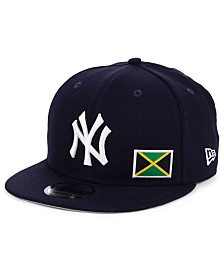 New Era New York Yankees Country Flag 9FIFTY Cap
