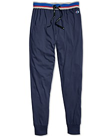Men's Cotton Jogger Pajama Pants
