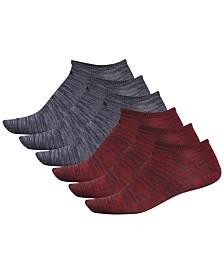 adidas Men's 6-Pk. Superlite No-Show Socks