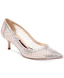 Badgley Mischka Emi Evening Shoes