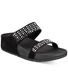 FitFlop Novy Slide Sandals