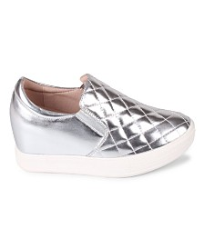 Wanted Bushkill Quilted Wedge Sneaker