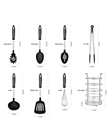 8-Piece Cutlery and Kitchen Gadget Set