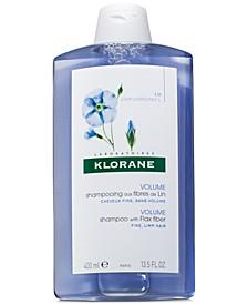 Shampoo With Flax Fiber, 13.5-oz.