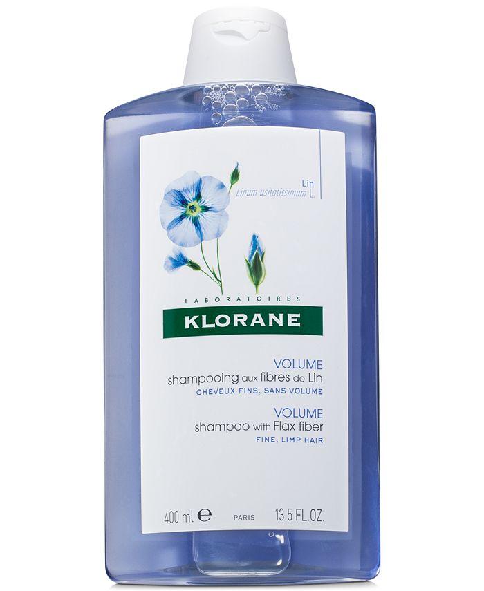 Klorane - Shampoo With Flax Fiber, 13.5-oz.
