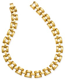 "Kate Spade New York Multi-Link 16"" Collar Necklace"