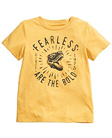 Toddler Boys Fearless T-Shirt, Created for Macy's