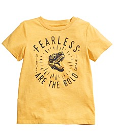 Epic Threads Toddler Boys Fearless T-Shirt, Created for Macy's