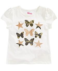 Little Girls Butterflies T-Shirt, Created for Macy's