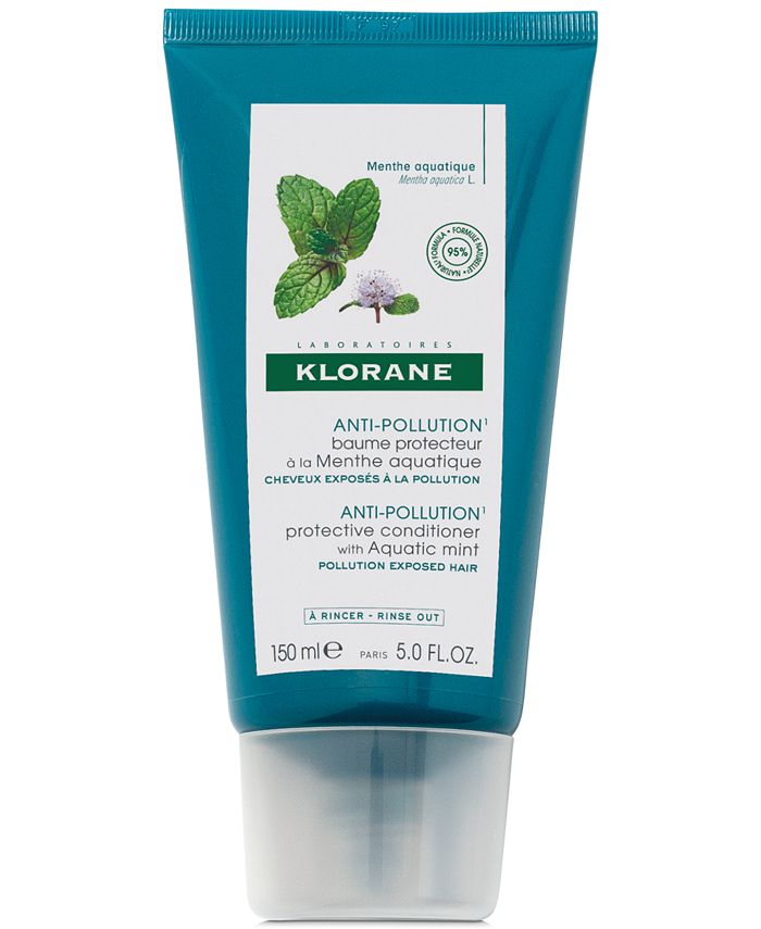 Klorane - Protective Conditioner With Aquatic Mint, 5-oz.