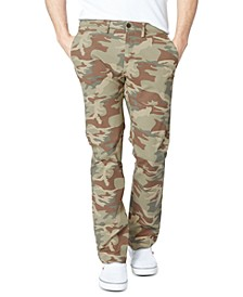 Men's Smart 360 Camo Chino Pants