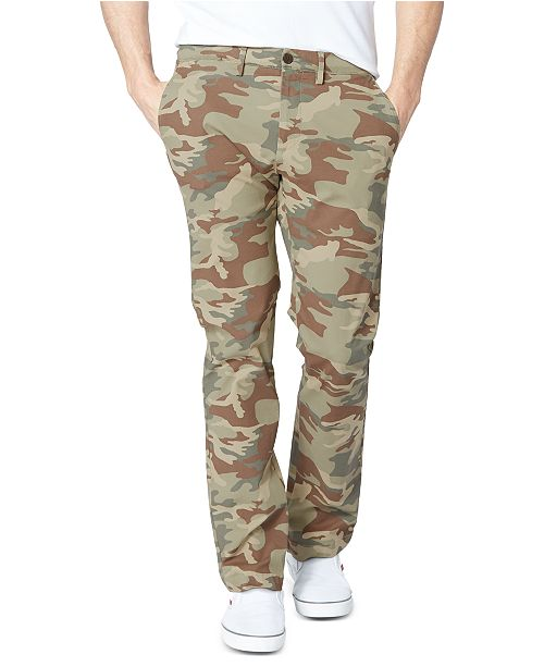 Dockers Men's Smart 360 Camo Chino Pants