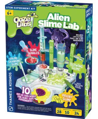 Thames & Kosmos Ooze Labs - U.f.o. Alien Slime Lab