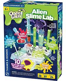 Ooze Labs - U.F.O. Alien Slime Lab
