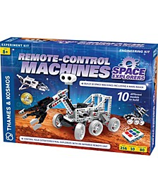 Remote-Control Machines - Space Explorers