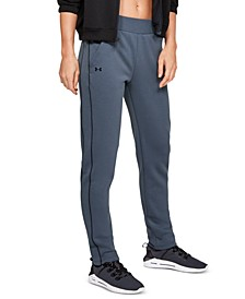 Double Knit Fleece Track Pants