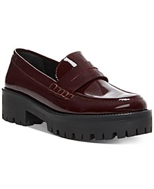 Women's Crew Lug-Sole Loafers