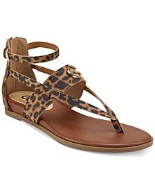 Cartur Flat Sandals