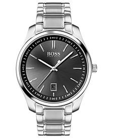 Men's Circuit Stainless Steel Bracelet Watch 42mm