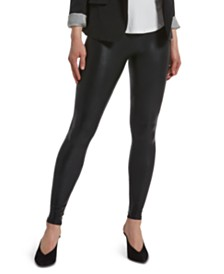 HUE® Women's Body Gloss Leggings