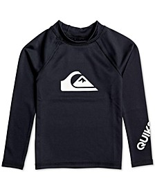 Toddler & Little Boys All Time Rash Guard
