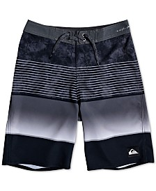 Quiksilver Big Boys Highline Slab Swim Trunks