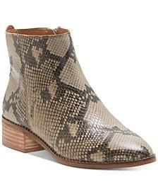 Women's Lenree Leather Booties