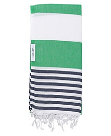 Striped Goodness Pestemal Fouta Turkish Cotton Beach Towel
