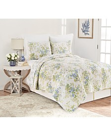C&F Home Wildflower King Quilt Set