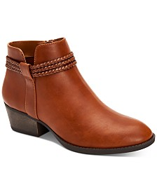 Style & Co Women's Fellicity Ankle Booties, Created for Macy's