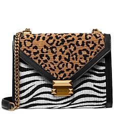 Michael Michael Kors Whitney Limited Editon Shoulder Bag