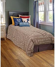 Sail Away Full/Queen 3 Piece Comforter Set