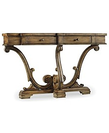 Sanctuary Thin Amber Sands Console