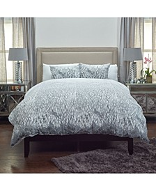 Swank King 3 Piece Duvet Set