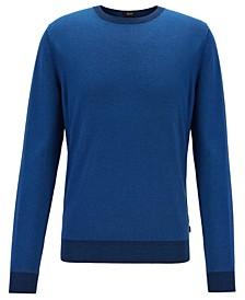 BOSS Men's Bassari Regular-Fit Melange Sweater