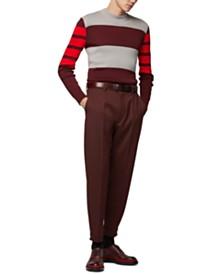 BOSS Men's Bettino Slim-Fit Crew-Neck Cotton Sweater