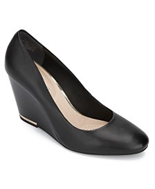 Kenneth Cole New York Women's Merrick Wedge Pumps