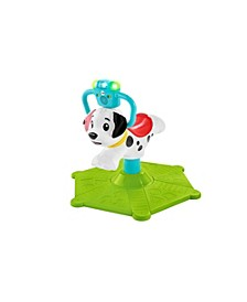 CLOSEOUT! Fisher-Price® Bounce And Spin Puppy