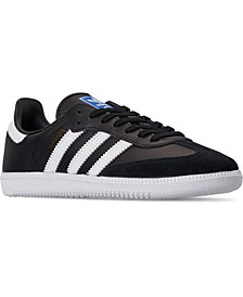 Boys Originals Samba OG Casual Sneakers from Finish Line