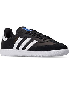 adidas Boys Originals Samba OG Casual Sneakers from Finish Line